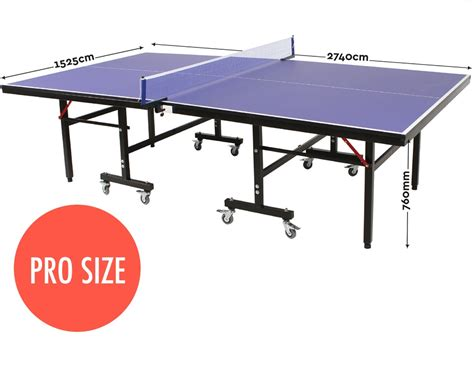 ping pong table net table tennis ping pong table pro size 19mm top ittf