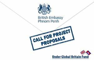 Cambodia: Call for Project Proposals Under Global Britain ...