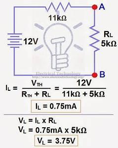 Thevenin U0026 39 S Theorem  Easy Step By Step Procedure With