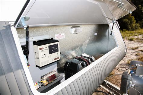 Caravan Electrical Systems Without Hitch