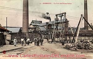 Dombasle Sur Meurthe : cartes postales anciennes de lorraine les usines solvay ~ Medecine-chirurgie-esthetiques.com Avis de Voitures
