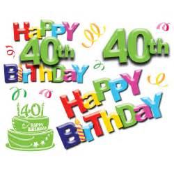 Happy 50th Birthday Clip Art
