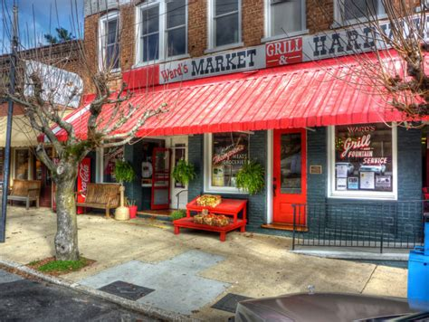 10 Coolest Small Towns In North Carolina