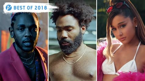 Watch The Top 10 Music Videos Of 2018