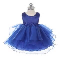 Baby Royal Blue Dress