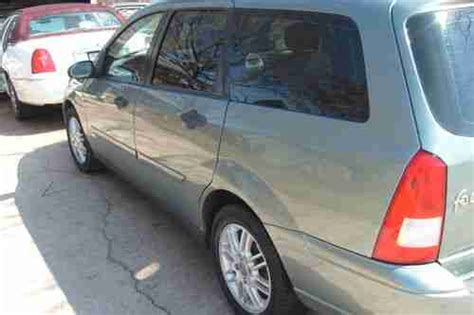 sell   ford focus ztw wagon  door   branson