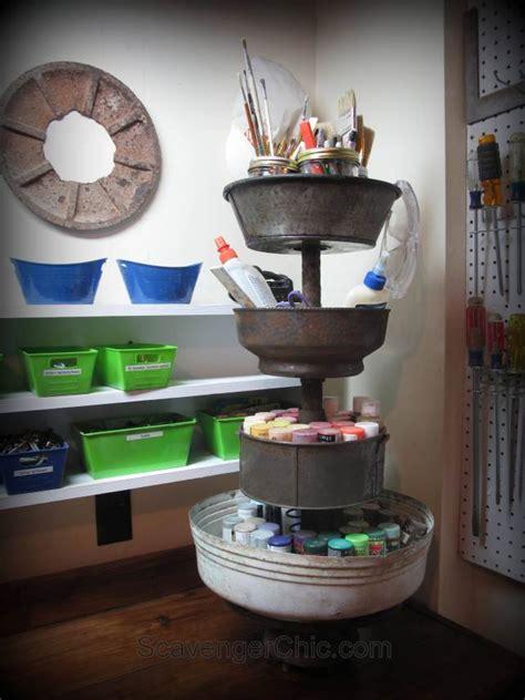 upcycled organizing  storagefunky junk interiors