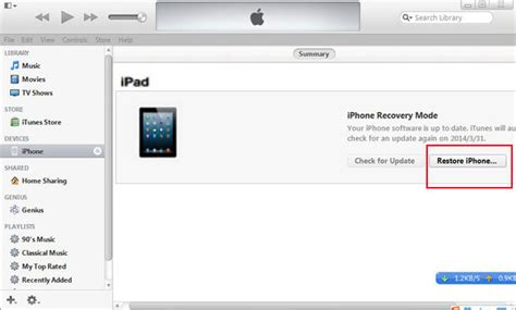 how to reset iphone without itunes and passcode how to get out of recovery mode