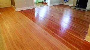 How much to restain and refinish hardwood floors home fatare for Restain hardwood floors cost