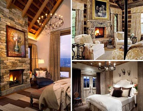 Inspiring Rustic Bedroom Designs For This Winter