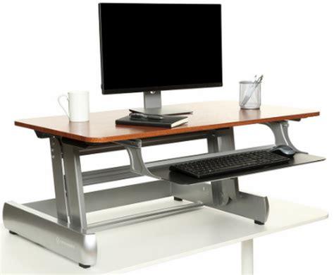 sit stand desk options sit stand desktop workstations sit stand desk conversion