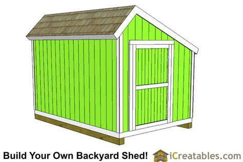 10x12 gable shed material list 10x12 salt box shed plans saltbox storage shed