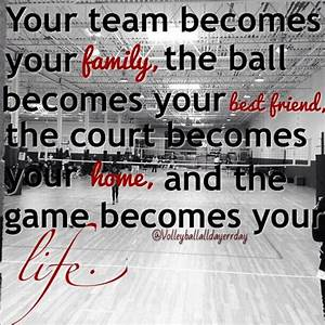 Volleyball quotes | Volleyball | Pinterest | Basketball ...