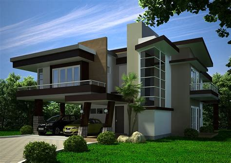 Architectural Home Design by Alwin Category: Private