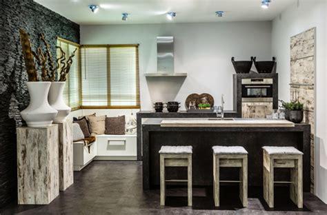interieur ideeen robuust uw keukenspeciaalzaak selectiv landelijk stoer product