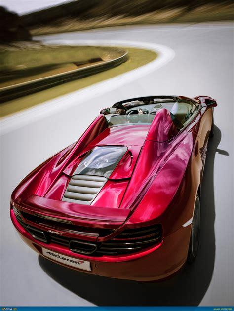 Ausmotive Com Porsche 911 Turbo S V Mclaren Mp4 12c Spider