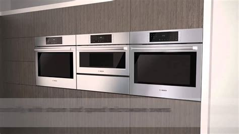Bosch Wall Ovens   Nothing like a Bosch   YouTube
