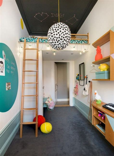 amenager une chambre pour 2 enfants les 25 meilleures idées de la catégorie lits mezzanine sur