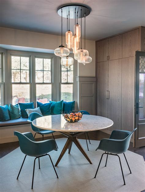 Modern Dining Room Lighting by Modern Chandelier Lighting Illuminates Massachusetts