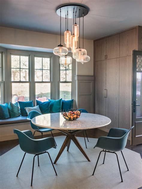 Modern Chandelier Lighting Illuminates Massachusetts