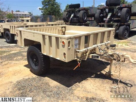 military trailer cer armslist for sale m1102 light tactical military trailer