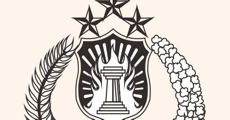 logo polri format cdr banten art design