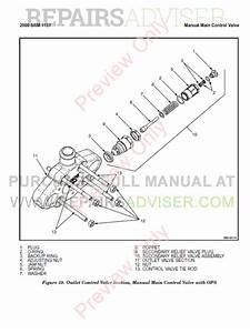 Hyster Class 5 For N005 Europe Internal Combustion Engine