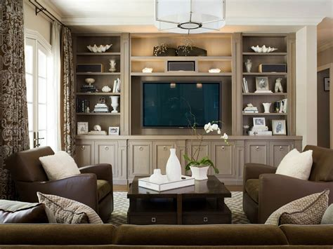 wall cabinets for living room decorating the entertainment corner with built in wall