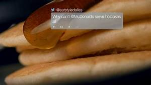 McDonald's All Day Breakfast Menu TV Commercial, 'Hotcakes ...