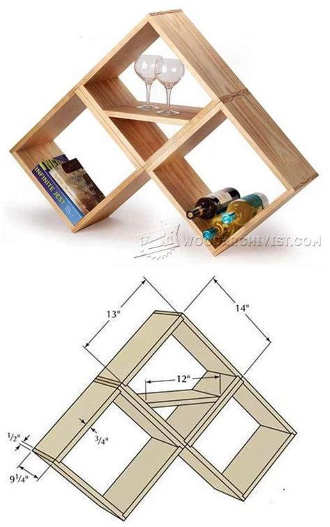 wine rack plans ideas  pinterest wine rack diy cellar furniture  homemade wine