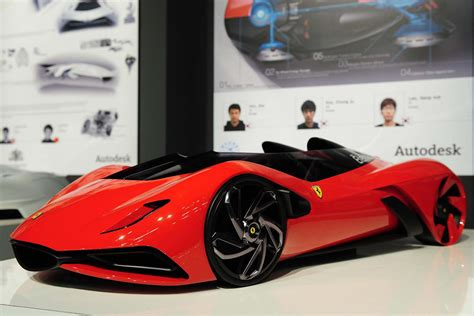 New Car Design : 2011 Ferrari New Designs