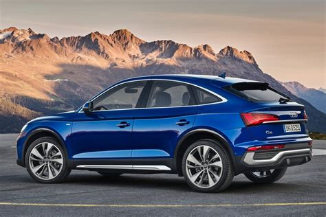 When it comes to comfort, style, and dynamics, the redesigned audi q5 is the new. El Audi Q5 tambien se hace Sportback - AUTOWEB Argentina