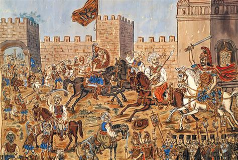 Ottomans Capture Constantinople by Unhistorical May 29 1453 Constantinople Is Captured By