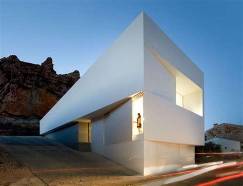 Moderne Häuser Spanien by Moderne Architektur In Spanien Nah Facades