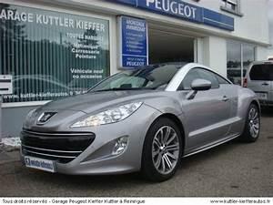 Peugeot Rcz R Occasion : v hicules d 39 occasions peugeot rcz en alsace achat et vente de v hicules d 39 occasions peugeot rcz ~ Gottalentnigeria.com Avis de Voitures