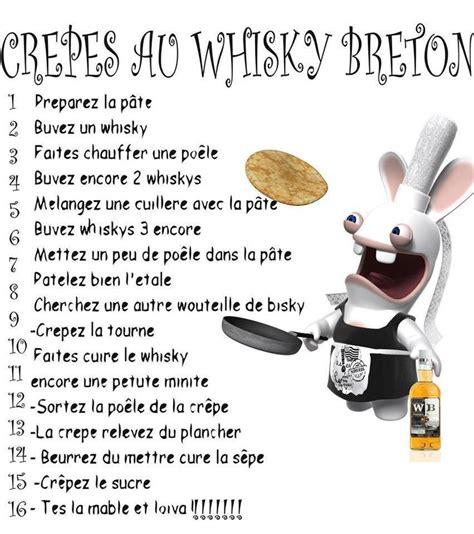 recette de cuisine humoristique recette de la cr 234 pe au whisky la bretonne whisky