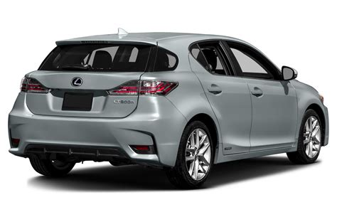 New 2016 Lexus Ct 200h Price Photos Reviews Safety
