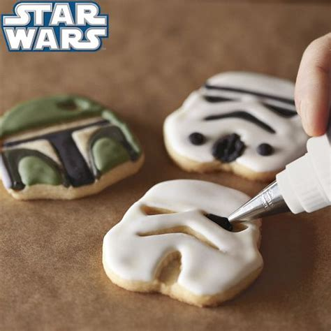 star wars themed cookie cutters gadgetsin