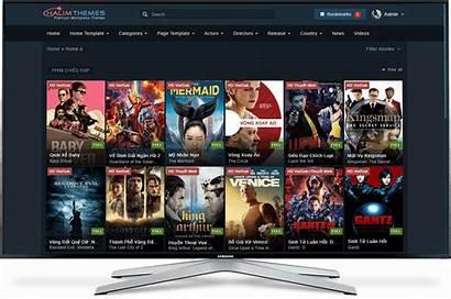 Tv Theme Movies Shows Wordpress Themes