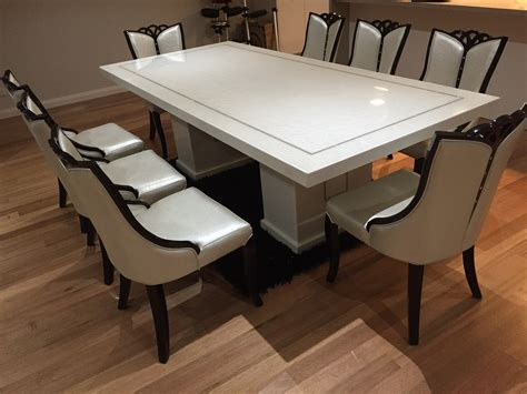 Marble Dining Table And Chairs by Marble Dining Table With 8 Chairs Marble King