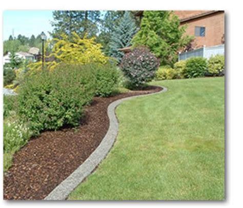 edging options for landscaping basic landscape edging options tufudy