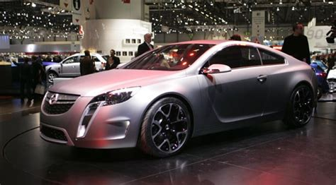 Gtc Conceptcar by Opel Gtc Concept Car Magazine