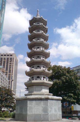 birmingham uk chinese pagoda
