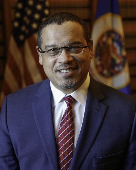 home  office  attorney general keith ellison