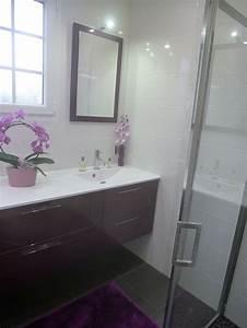 jean marc sol installation salle de bains cles en main With salle de bain avec douche italienne et wc