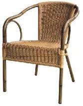 siege en rotin entretenir et nettoyer un siège en rotin ou en bambou tout pratique