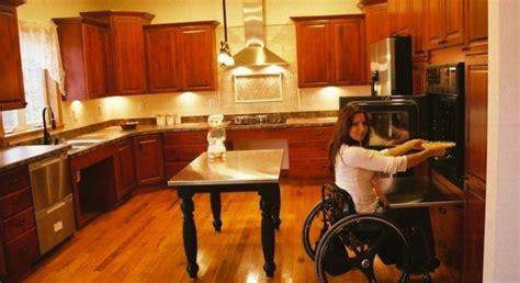 wheelchair kitchen design handicap kitchen design country cabinets 1001