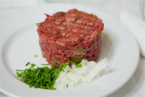 steak tartare cuisine