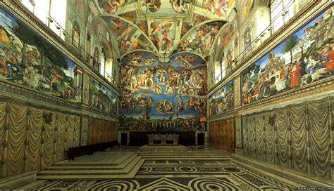 chapelle sixtine michel ange plafond michel ange et la chapelle sixtine conference a istres paroisse de martigues