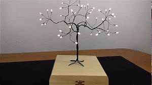 Tutorial  Build Your Own Led Wire Tree  8